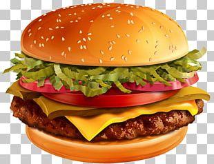 Hamburger Fast Food PNG