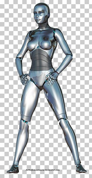 Humanoid Robot Robonaut Android PNG