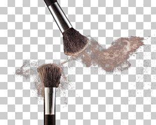 Makeup Brush Foundation Cosmetics Face Powder PNG