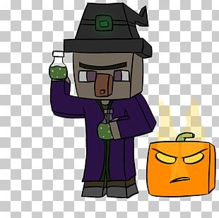 Minecraft: Story Mode Witchcraft Video Game Mob PNG