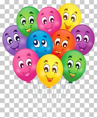Cartoon Balloon PNG