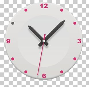 Clock Face Digital Clock PNG