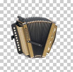Diatonic Button Accordion Hohner Concertina Harmonica PNG