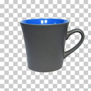 Mug Coffee Cup Blue Teacup Product PNG
