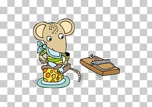 Cartoon Cheese Drawing Muis PNG