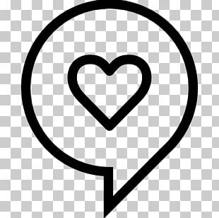 Computer Icons Heart Online Chat Bubble PNG