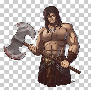 Red Sonja Conan The Barbarian Art Hyborian Age Kull Of Atlantis PNG