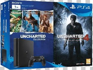 Uncharted: The Nathan Drake Collection Uncharted: Drake's Fortune Uncharted: The Lost Legacy Uncharted 4: A Thief's End PlayStation PNG