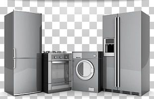 Home Appliance Major Appliance Refrigerator Cooking Ranges Oven PNG