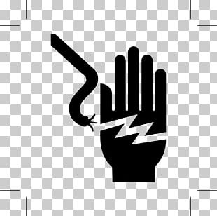 Electricity Hazard Symbol Electrical Injury Sign PNG