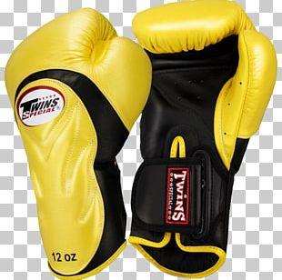 Boxing Glove Muay Thai Fairtex PNG