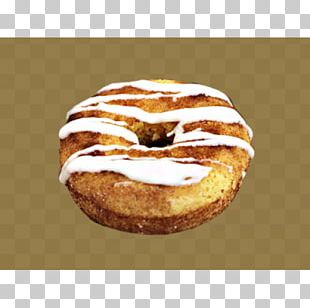 Cinnamon Roll Cider Doughnut Snickerdoodle Donuts Danish Pastry PNG