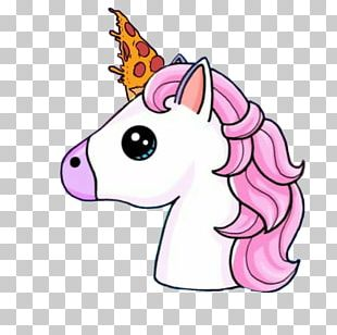 Unicorn Horn Drawing PNG