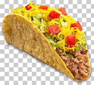 Korean Taco Junk Food Fast Food Vegetarian Cuisine PNG