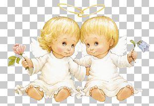 Angel Infant PNG