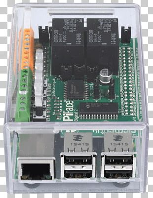 Microcontroller Computer Cases & Housings Raspberry Pi 3 Computer Hardware PNG