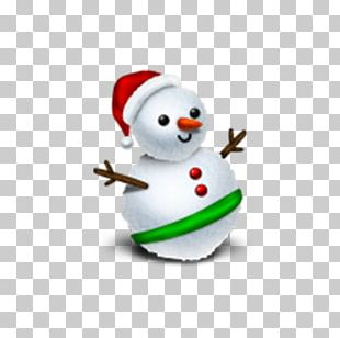 Snowman ICO Icon PNG