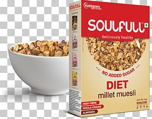 Muesli Breakfast Cereal Food Millet PNG