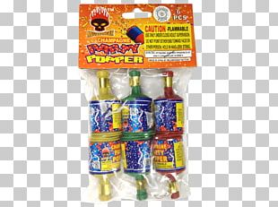 Party Popper Fireworks Confetti Firecracker PNG