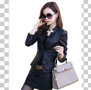 Leather Jacket Sleeve Skirt PNG