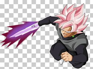 Goku Black Trunks Super Saiyan PNG