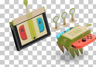 Nintendo Switch Nintendo Labo Toy-Con 01 Video Game PNG