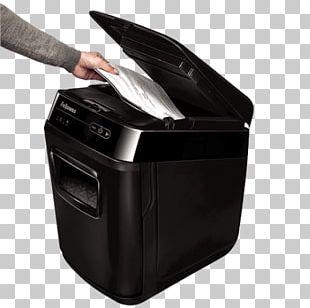 Paper Shredder Fellowes Brands Office Supplies Industrial Shredder PNG