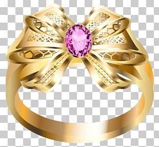 Earring Jewellery Diamond Gold PNG