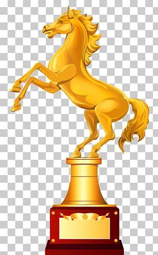 Horse Trophy PNG