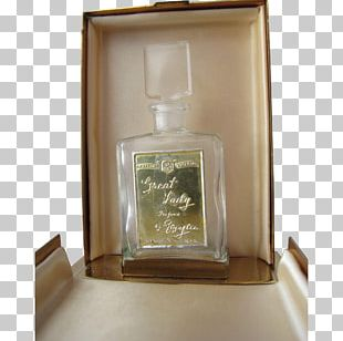 Glass Bottle Perfume PNG