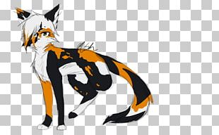 Red Fox Drawing Cat Line Art Shading PNG