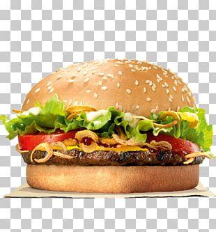 Whopper Hamburger Chicken Sandwich Big King Cheeseburger PNG