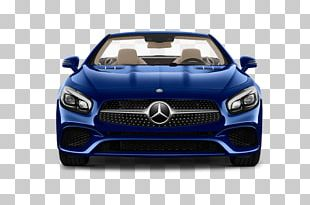 2017 Mercedes-Benz SL-Class Personal Luxury Car PNG