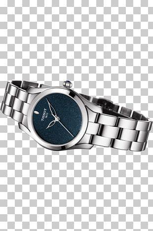 Tissot Watch Quartz Clock Swiss Made PNG