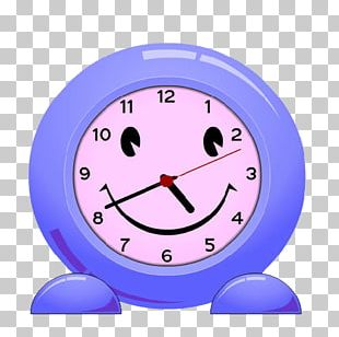 Alarm Clock Table PNG