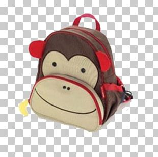 Backpack Child Zoo Say & Point Boards Bag PNG