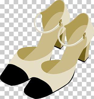 High-heeled Footwear Sandal Designer PNG