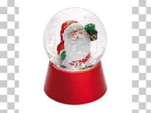 Santa Claus Snow Globes Christmas Ornament Souvenir PNG