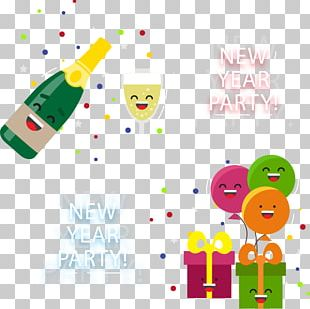 Party Web Banner Balloon PNG