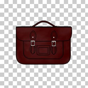 Handbag Satchel Leather Briefcase Strap PNG