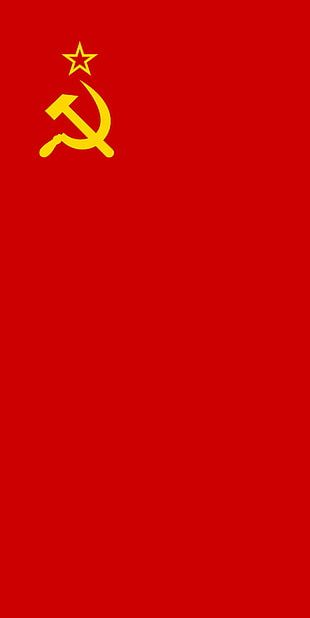 Russian Revolution Flag Of The Soviet Union PNG
