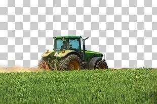 John Deere Tractor Agriculture Farm Plough PNG