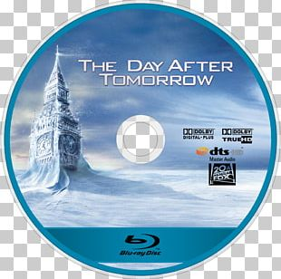 Blu-ray Disc Compact Disc The Day After Tomorrow Film 4K Resolution PNG