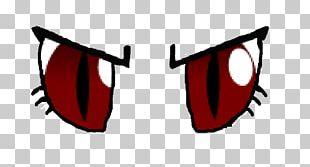 Cartoon Evil Eye Drawing PNG