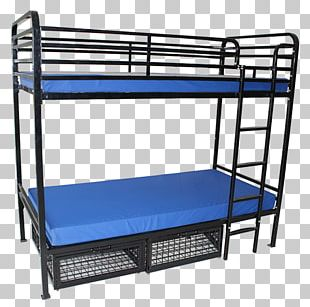 Bed Frame Bunk Bed Table Mattress PNG