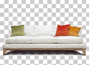 Couch Canvas Print PNG