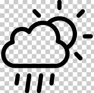 Rain Cloud Weather Storm Meteorology PNG