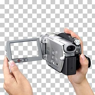 Video Camera Sony Camcorders Handycam PNG