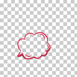 Bubble Red PNG