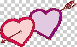 Heart Arrow PNG